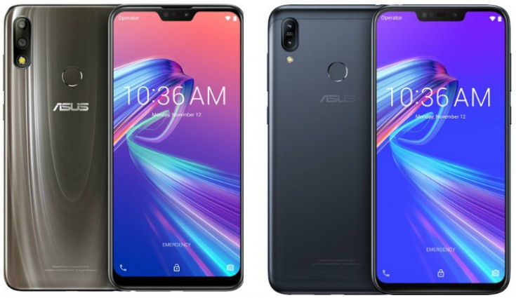 Asus Zenfone Max Pro M2 and Max M2