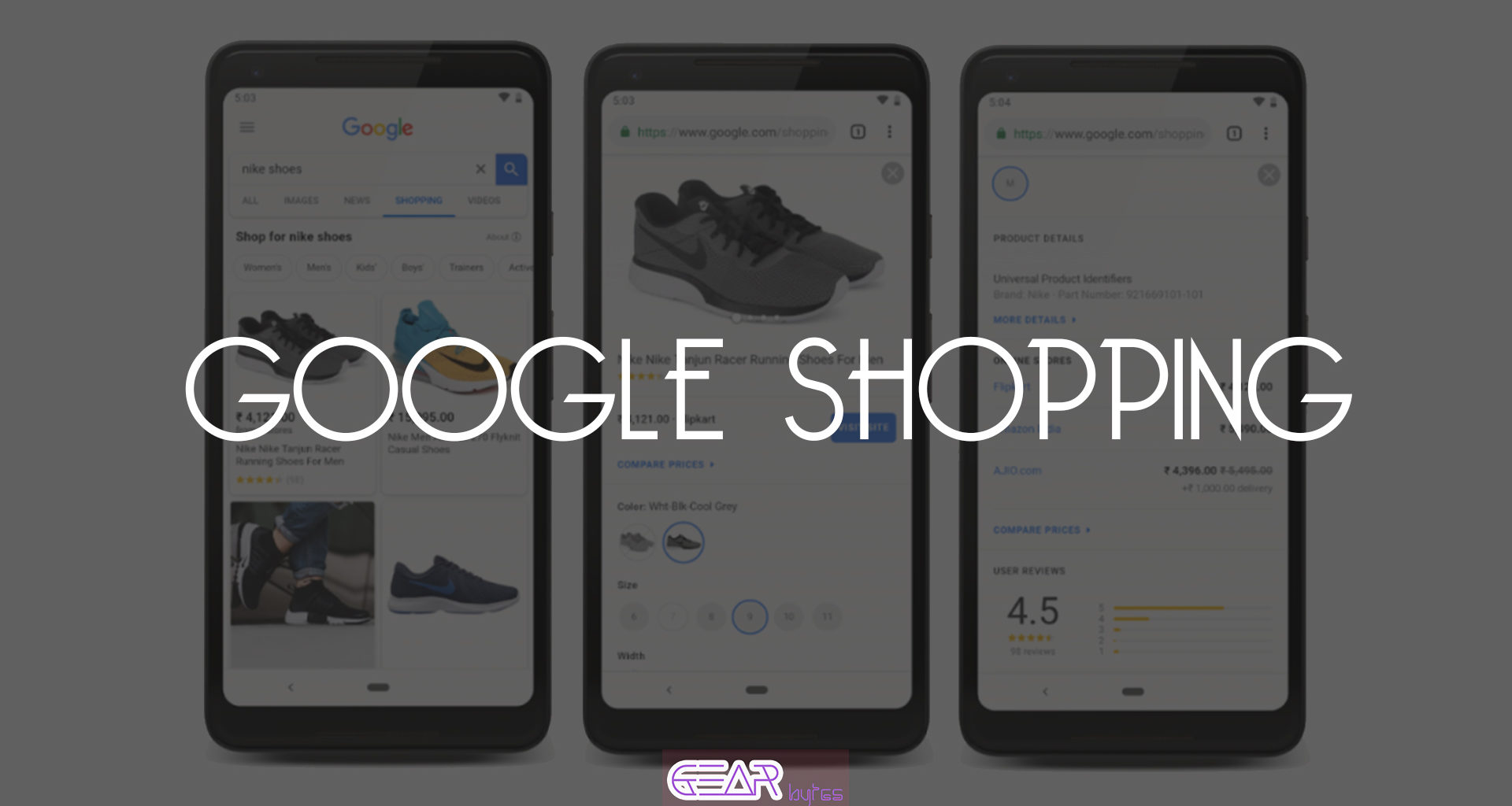 Google Shopping launched in India, gives new search experience