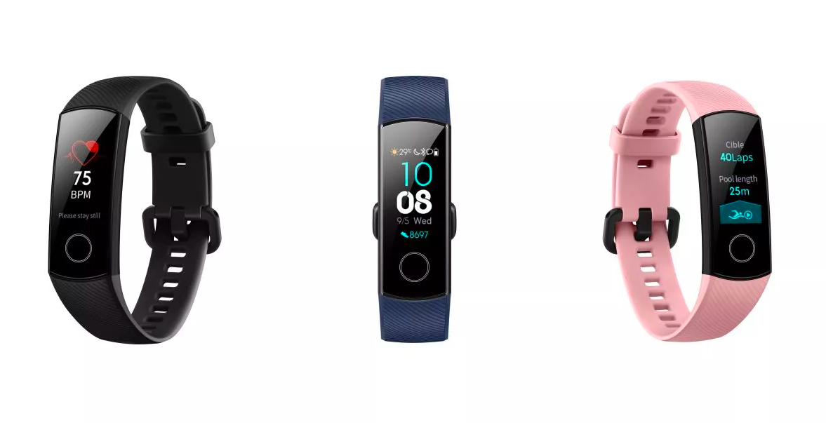 Honor Band 4 released in India, available at Rs. 2599