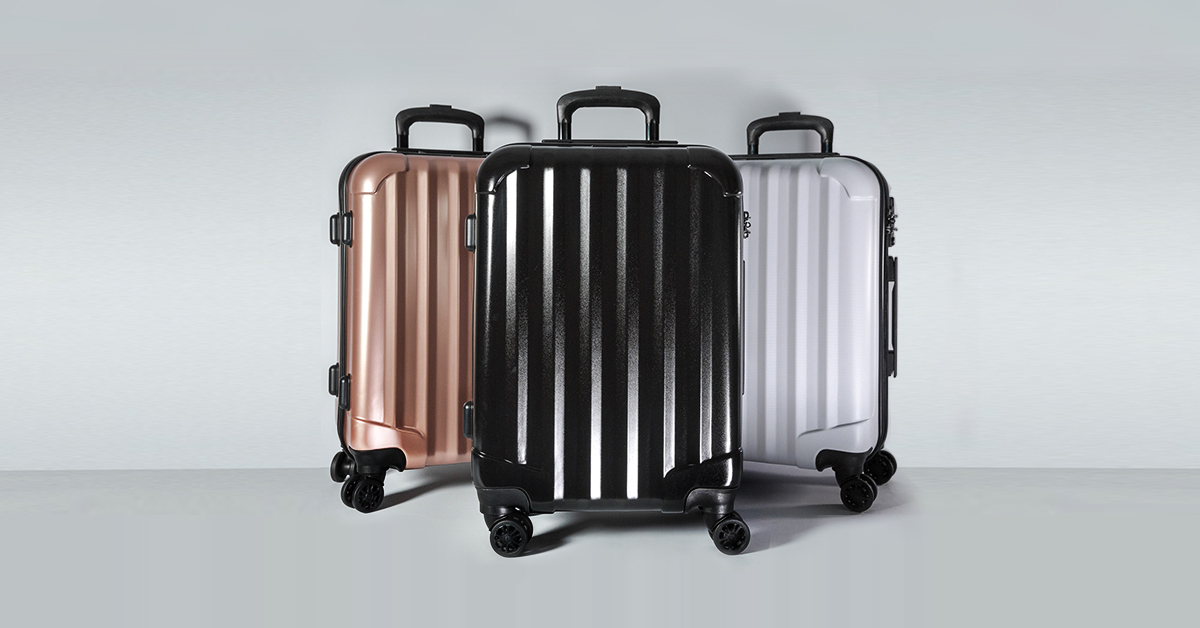 Genius Pack launches Supercharged, a smart luggage with charging ports