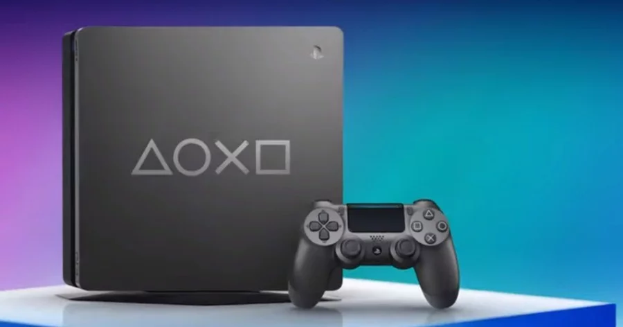 Sony PS4 Days of Play edition