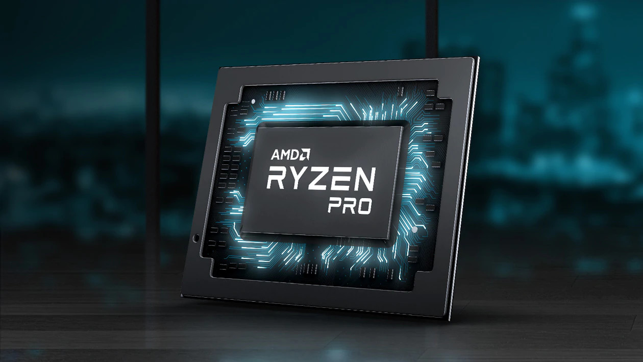 AMD Ryzen Pro 3000 Series processors launched