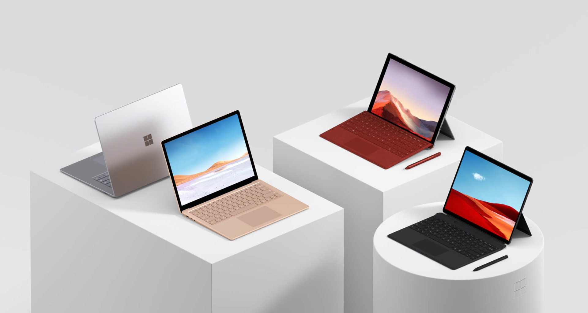 Microsoft announces Surface Laptop 3, Surface Pro 7, and Surface Pro X