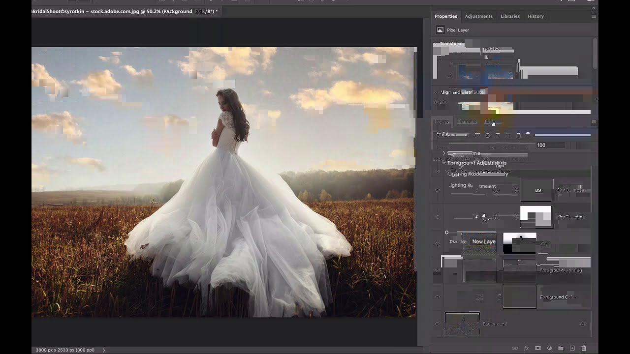 Adobe Photoshop will integrate Sky Replacement feature soon