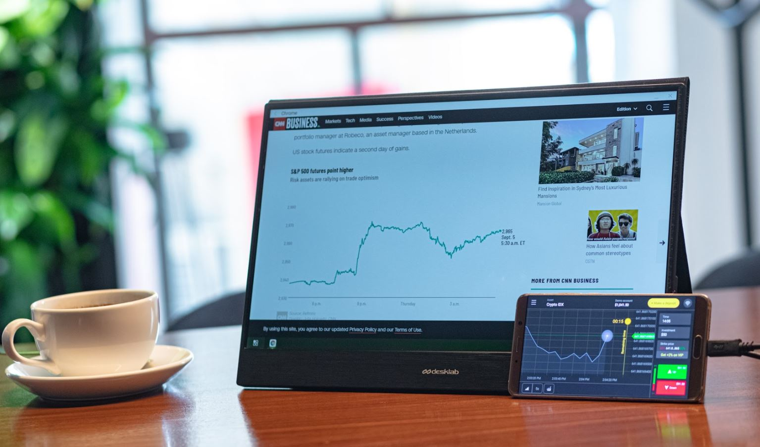 AirView 2 4K Wireless Touchscreen Monitor announced: All you need to know