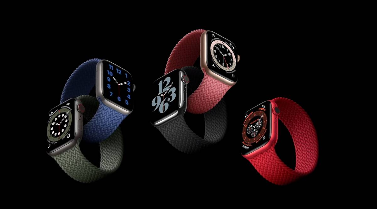 Apple launches Apple Watch Series 6 and Apple Watch SE Launched at Time Flies event
