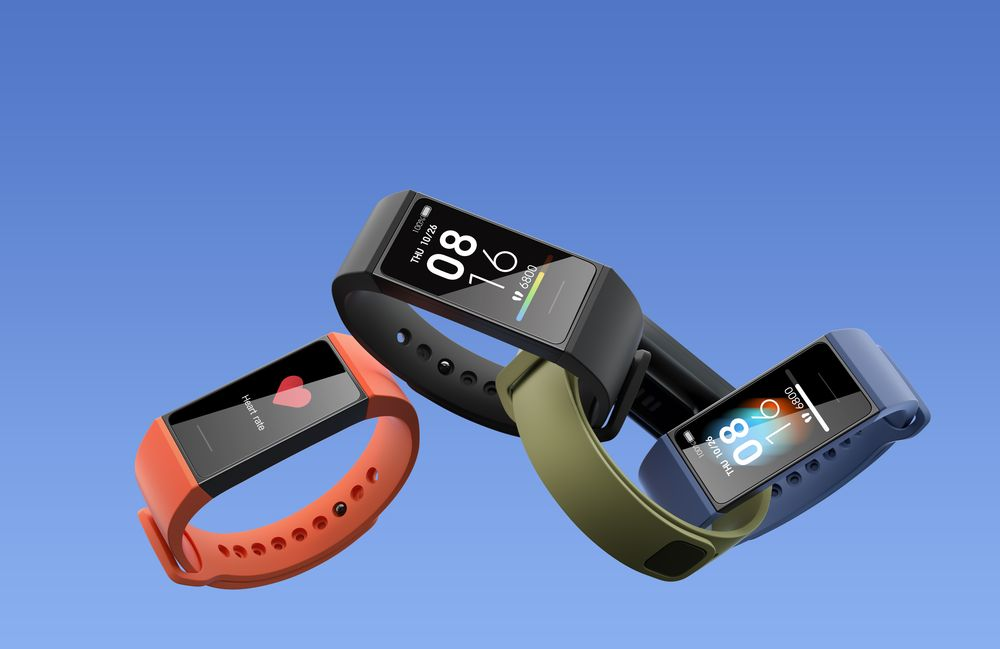 Redmi Smart Band arrives in India with Heart-Rate monitor, 14-day battery life