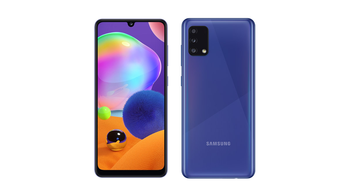 Samsung confirms Galaxy F-series through official twitter handle