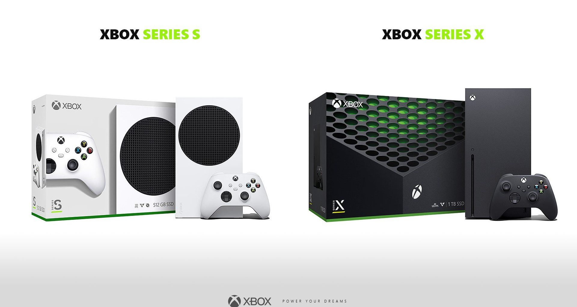 Xbox Series X/S pre-orders start Today in US and UK