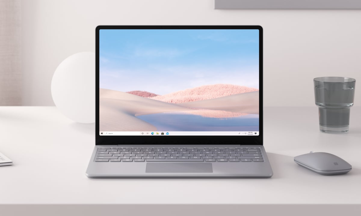 Microsoft's new $549 Surface Laptop Go launched in the US