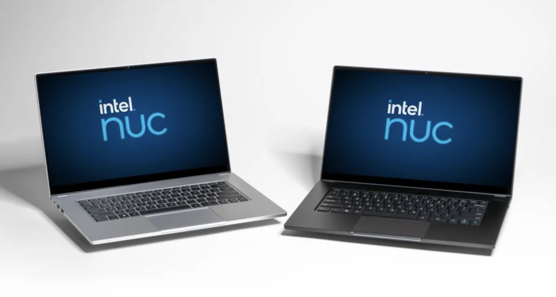 Intel unveils NUC M15 laptop with Core i7 CPU, Iris Xe graphics, and 16 GB RAM