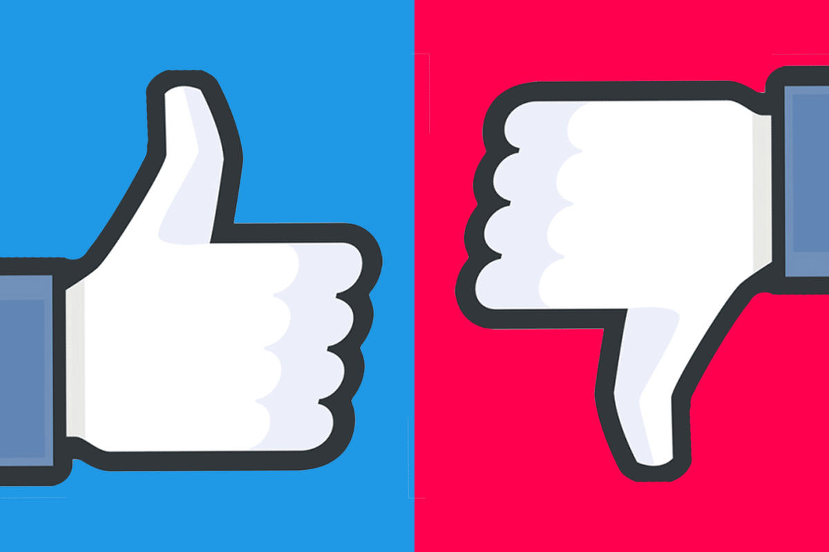 Twitter is considering a down vote or dislike button