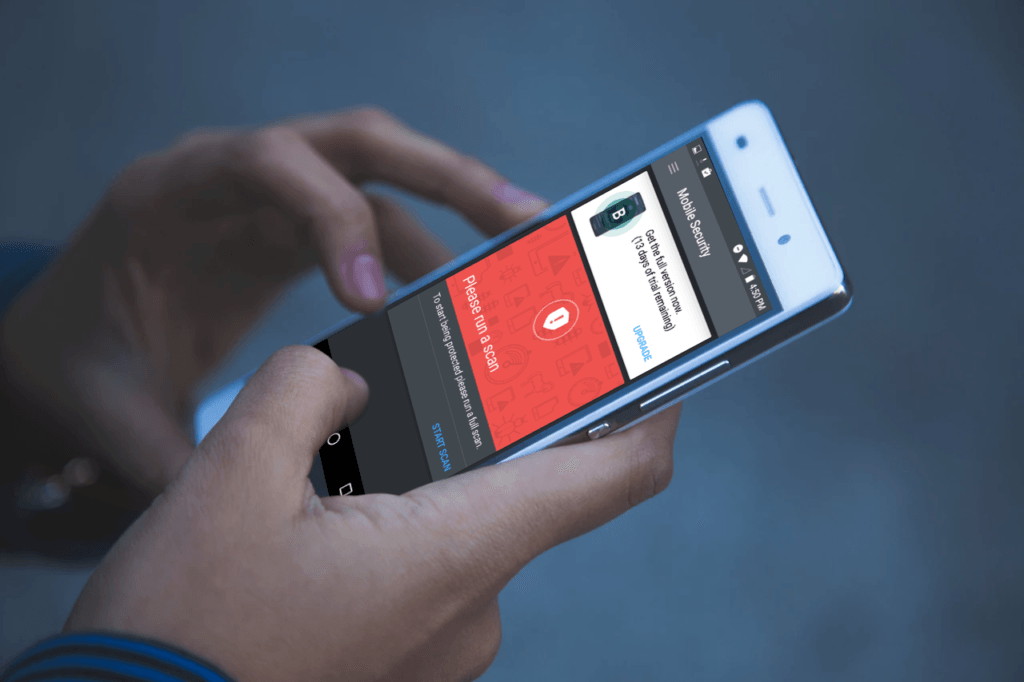 Kaspersky Lab is developing a smartphone comes with inbuilt anti-virus