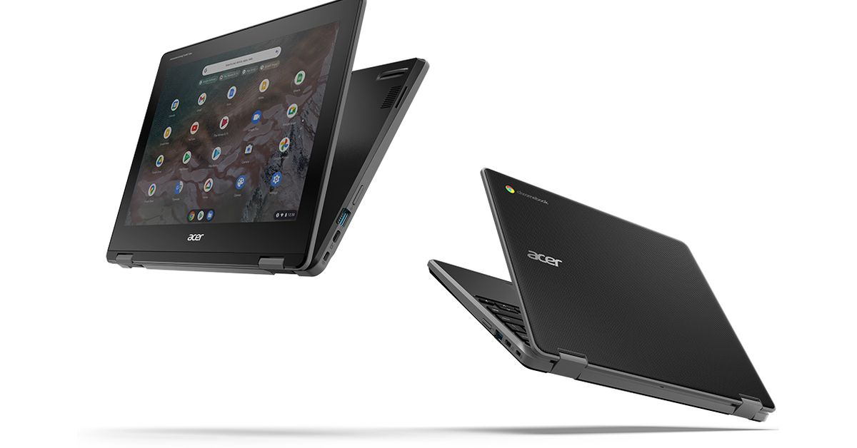Acer announces five new laptops with durable designs for 2021