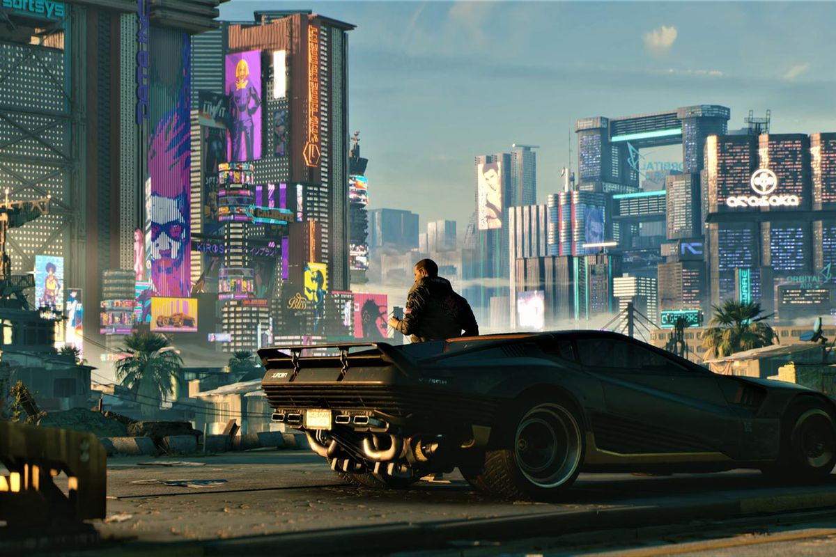 Cyberpunk 2077 update arrives with bug fixes