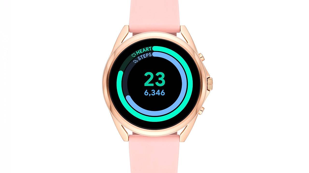 Fossil announced Gen 5 LTE smartwatch at the CES 2021 virtual event