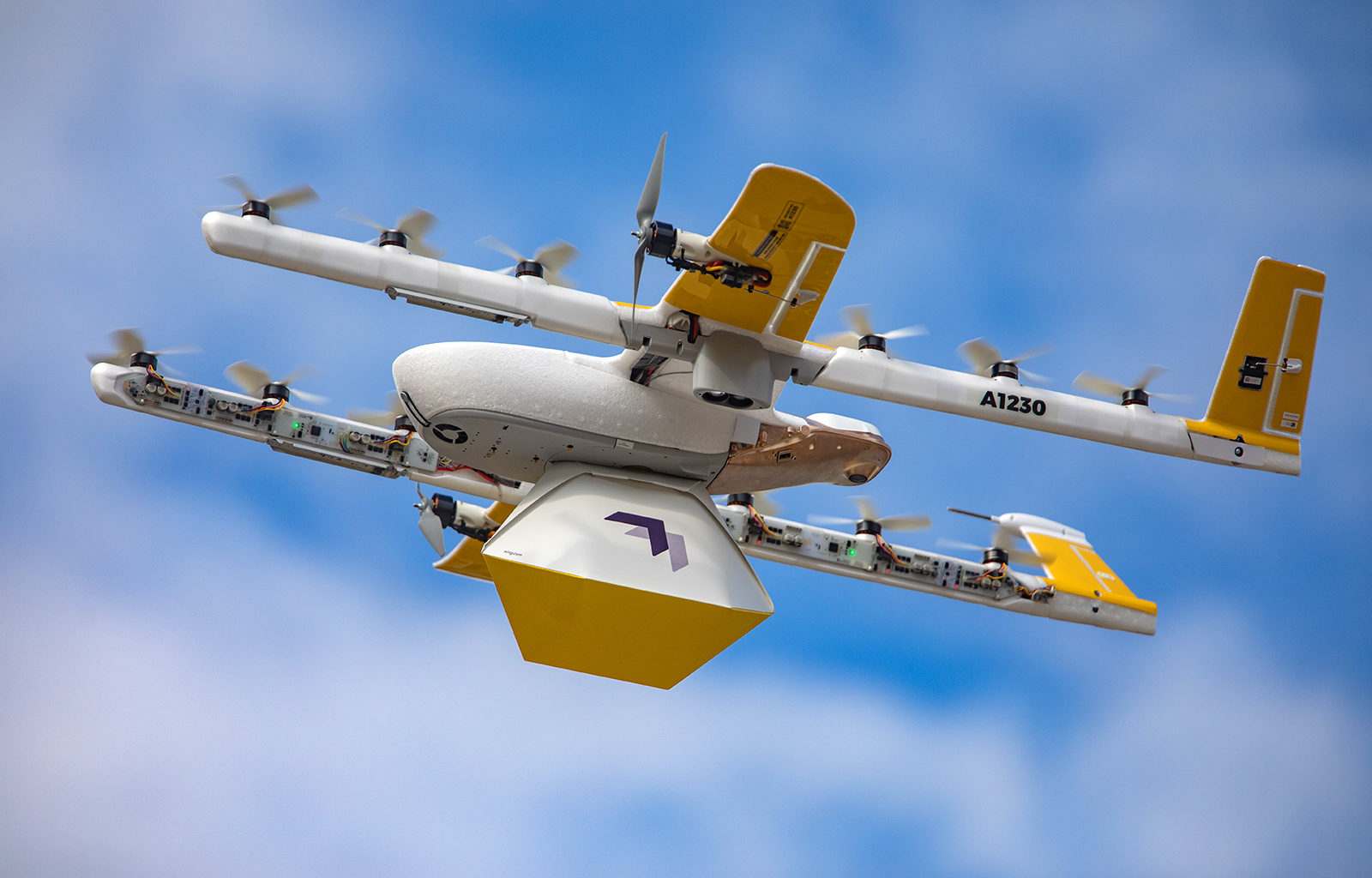 """Google's Wing warns about """"unintended consequences' regarding the new drone law"""