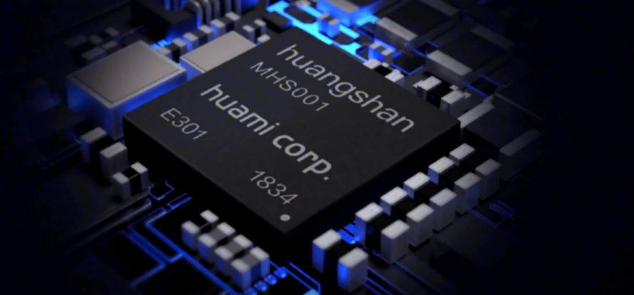 Huami plans to launch its self developed third generation wearable chip soon