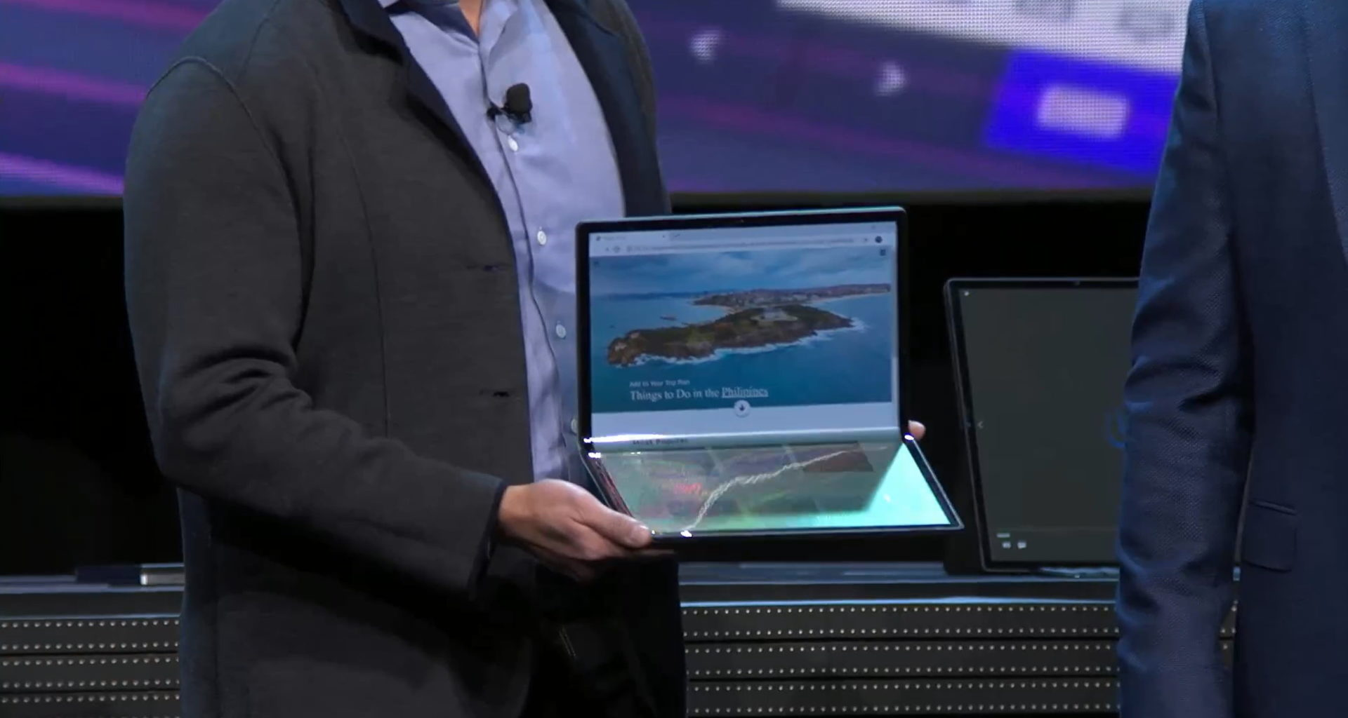 Intel powered foldable display Notebooks expected in the second half of 2021