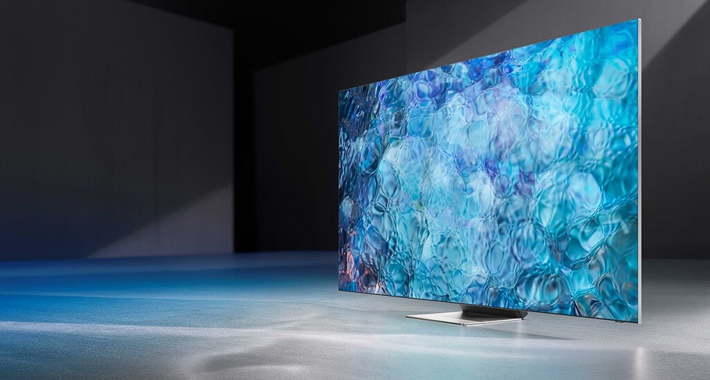 Samsung announces Neo QLED and Micro-LED TV display panels at CES 2021