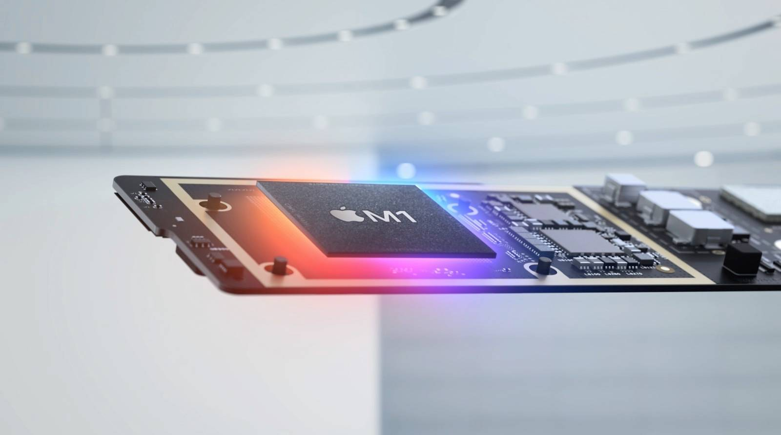Apple M1X chipset specifications leaked online