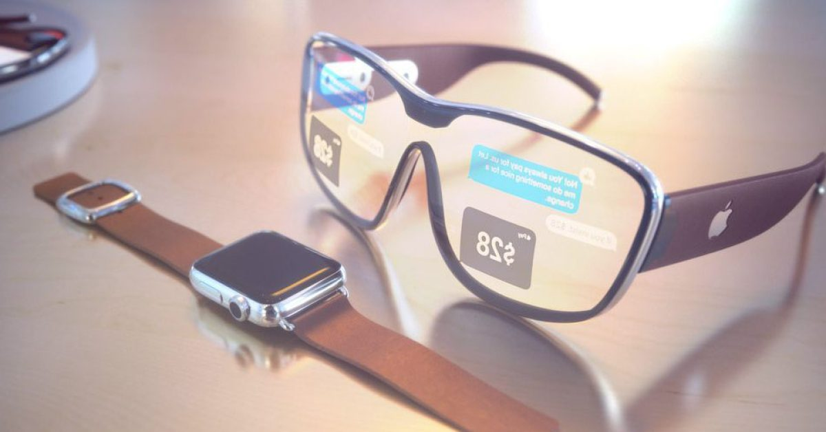 Apple files patent describing how its AR Glass can analyze user's attention by tracking user's eyes