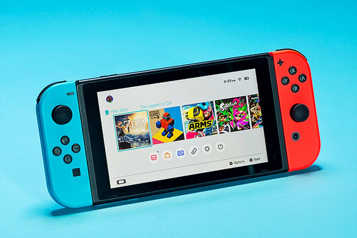 Nintendo Switch gets Android 10 update