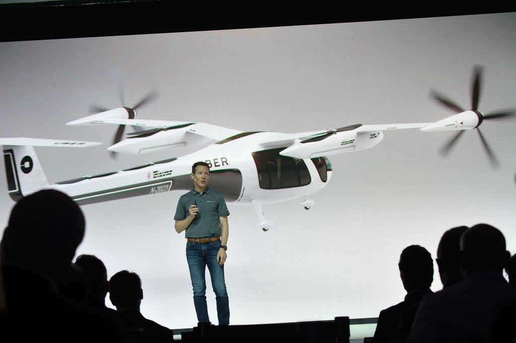 Reinvent Technology Partners nearing a deal to acquire Joby Aviation, a flying taxi start up