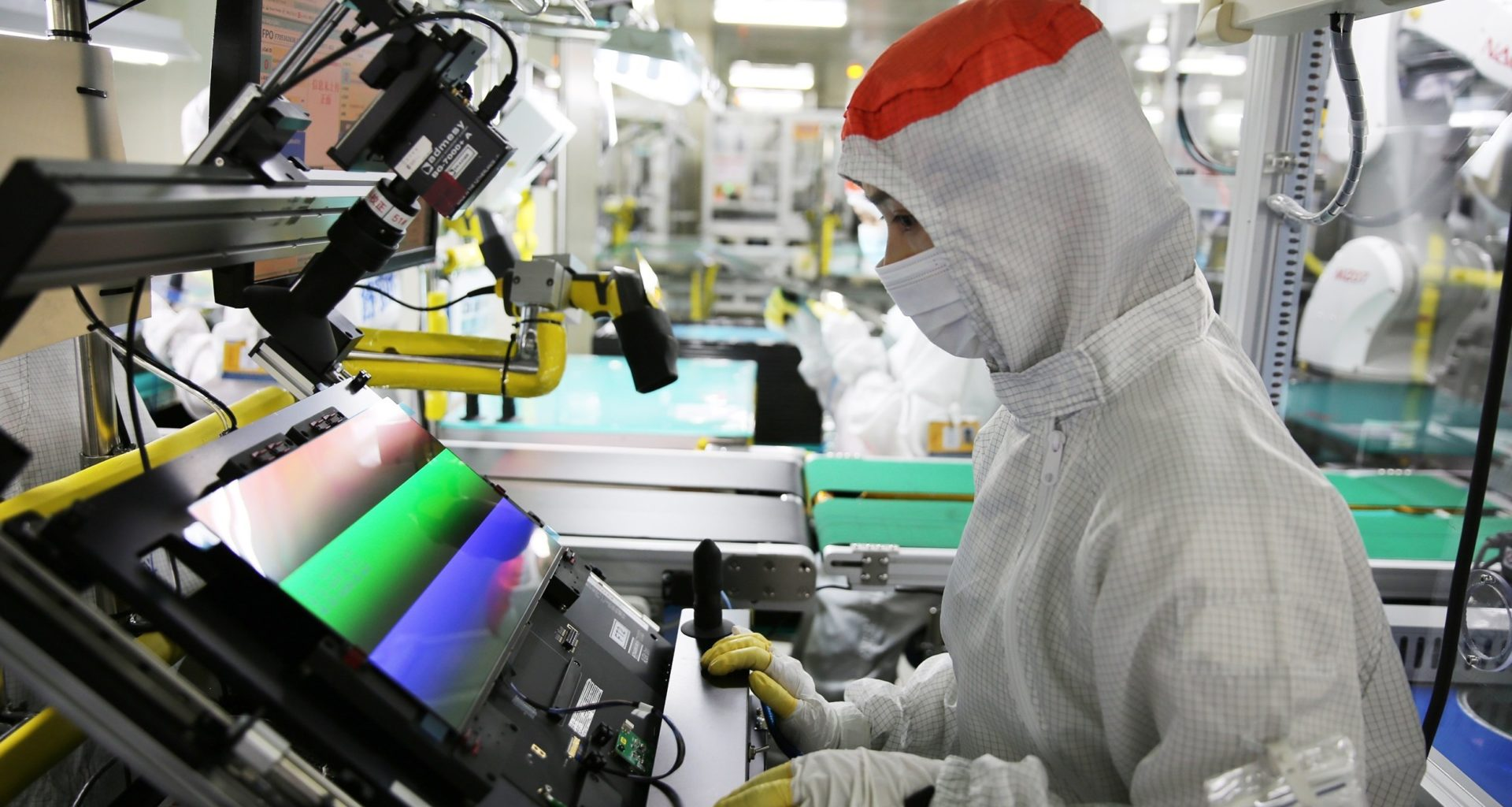 Samsung Display to set up a new production line in South Korea that will be responsible for OLED panels