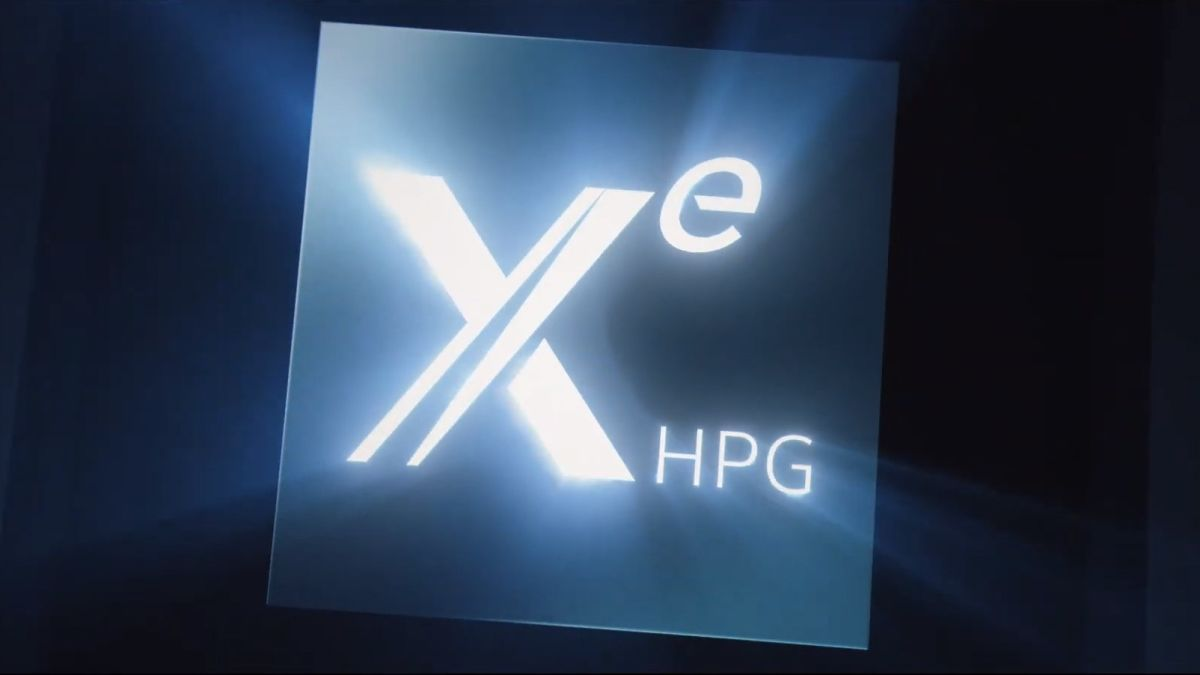 Intel teaser hints Xe HPG gaming GPUs might be revealed within March