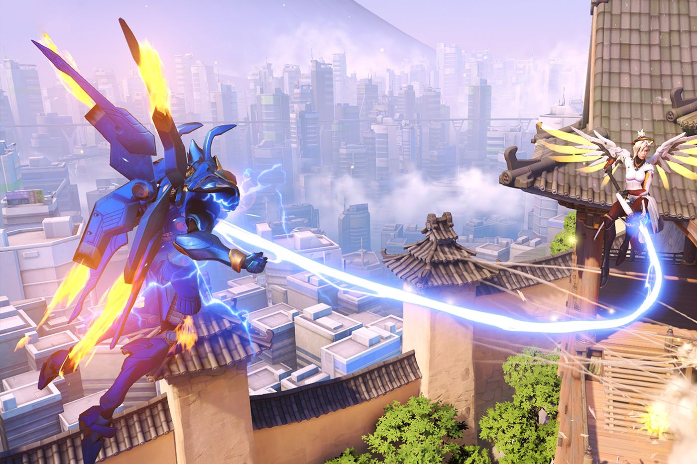 Nvidia is bringing Reflex, its latency reducing technology to Overwatch
