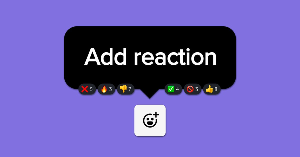 Slack will respect your chosen default skin tone when you use emoji reactions